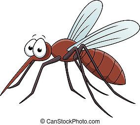 Dibujos de mosquito