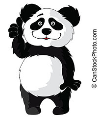 Dibujos de panda