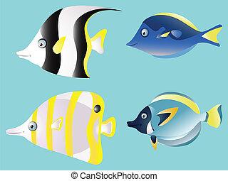 Dibujos de pez