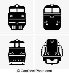 diesel, locomotoras