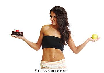 dieta, opción