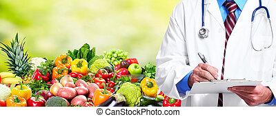 Dieta y salud.