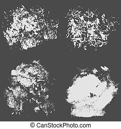 Difícil incubación de textura grunge ilustración vectorial de fondo
