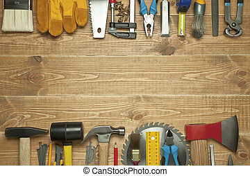 diferente, herramientas