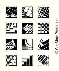Diferentes materiales para los pisos