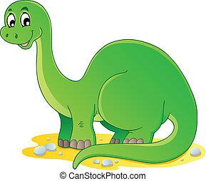 Dinosaurio Tema 1