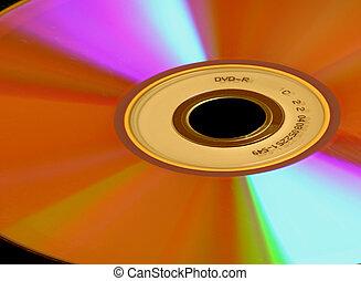 disco, dvd-r