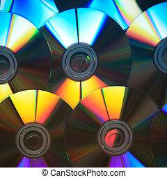 discos, rom, cd