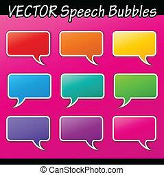 Discurso vectorial