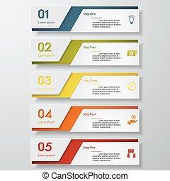 Diseña la plantilla de números limpios
