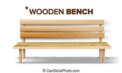 Diseña un vector clásico de madera de madera