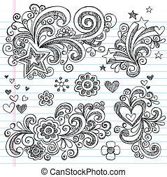 Diseñación de diseño Sketchy
