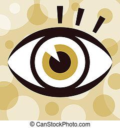 Diseñador de ojos.
