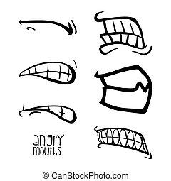 Diseño bucal