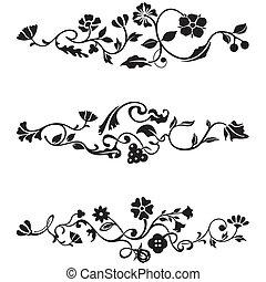 Diseño clásico de frieze