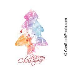 Diseño de árboles de Navidad