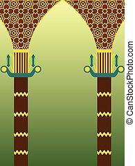 Diseño de arquitectura islámica