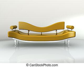 Diseño de conceptos del sofá 2