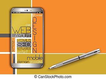 Diseño de conceptos web