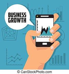 Diseño de crecimiento empresarial