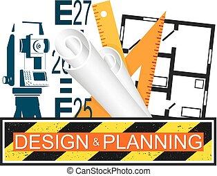 Diseño de edificios y planificación