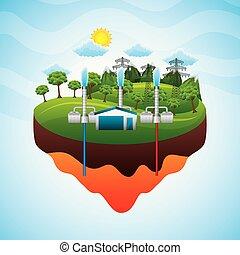 Diseño de energía renovable