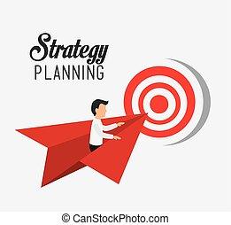 Diseño de estrategia de negocios.