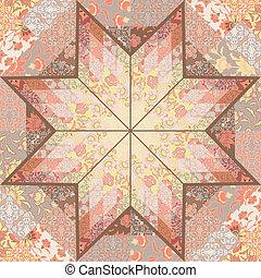 Diseño de estrellas de fondo inmóvil