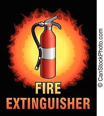 Diseño de extintores
