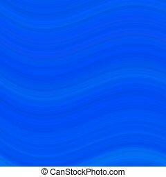 Diseño de fondo de onda abstracta azul