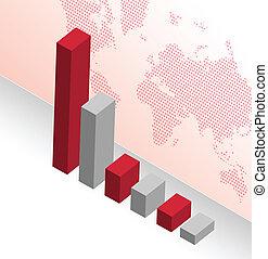 Diseño de gráficos de negocios