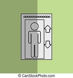 Diseño de iconos, ilustración vectorial