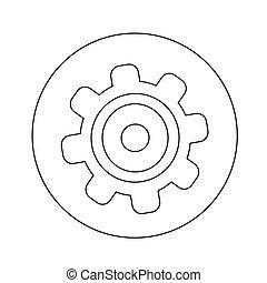 Diseño de ilustración de iconos