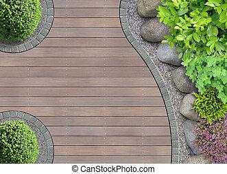 Diseño de jardines de primera vista