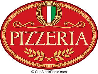 Diseño de la Pizzería