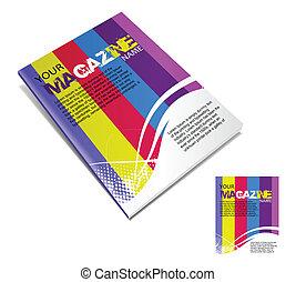 Diseño de la revista