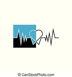 Diseño de logo médico