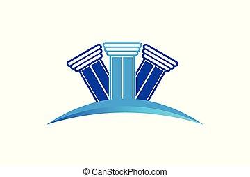 Diseño de logotipo de la firma de abogados