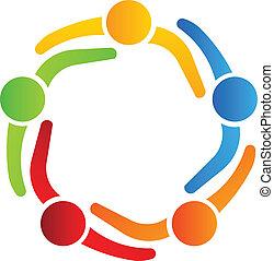 Diseño de logotipo de negocios, socios 5