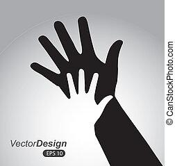 Diseño de manos