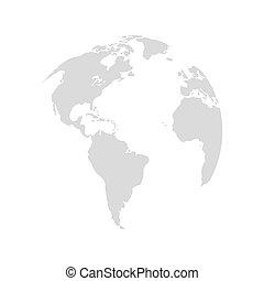 Diseño de mapas planetarios
