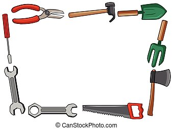Diseño de marcos con muchas herramientas