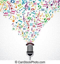 Diseño de micrófonos