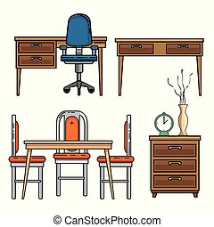 Diseño de muebles caseros