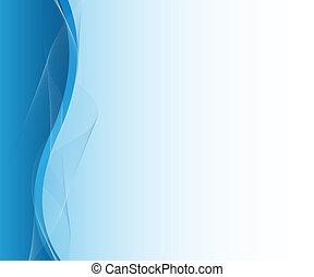 Diseño de negocios abstracto azul
