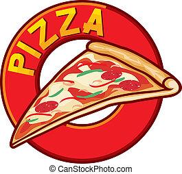 Diseño de pizza