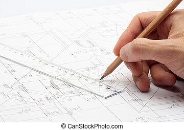Diseño de reactores y dibujo