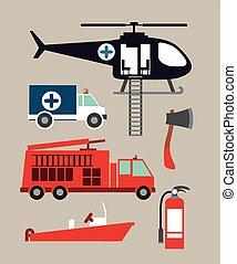 Diseño de servicio de emergencia