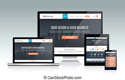 Diseño de sitios web responsables