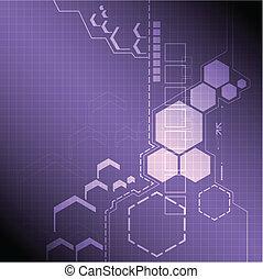 Diseño de tecnología abstracta